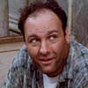 James Gandolfini in the movie Mint Julep